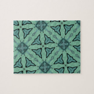 square and triangle like  Abstract PAttern Jigsaw Puzzles