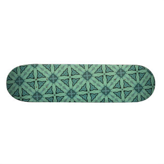 square and triangle like  Abstract PAttern Skate Board Decks