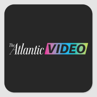 Square Atlantic Video Sticker