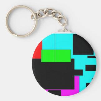 square attack keychain