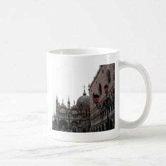 Square & Basilica of St Mark Coffee Mug