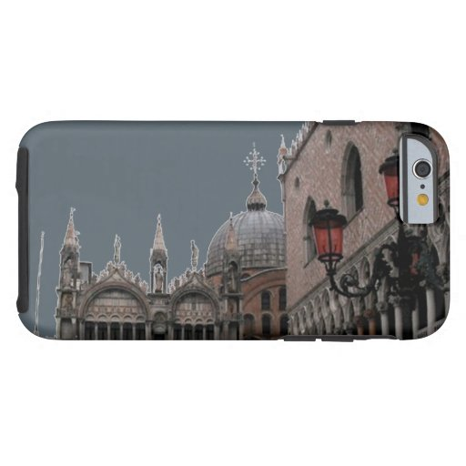 Square & Basilica of St Mark Tough iPhone 6 Case