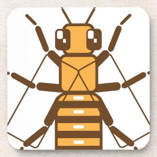 Square Bee Coaster