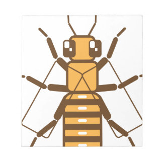 Square Bee Notepad
