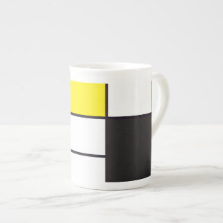 Square Biz Porcelain Mugs