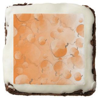 Square Brownies Happy Halloween