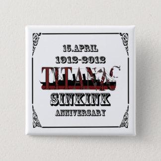 Square Button memory of Titanic