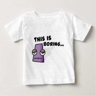 Square Cartoons Baby T-Shirt