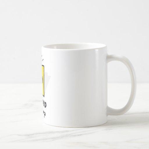 Square Cartoons Coffee Mug
