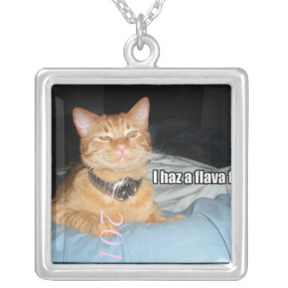 square, chagned category square pendant necklace