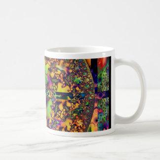 square circle coffee mug