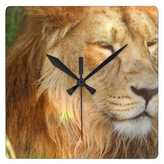 Square Clock - Customized
