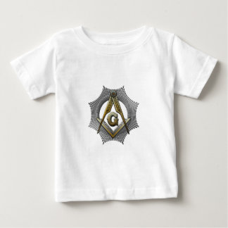 Square & Compass Baby T-Shirt
