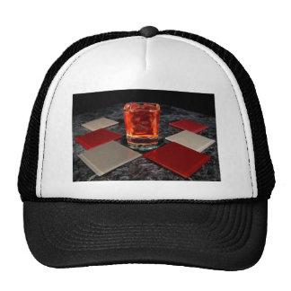 Square Cow Cooler Trucker Hat