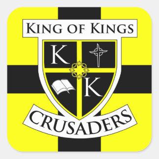 Square Crusaders Sticker large