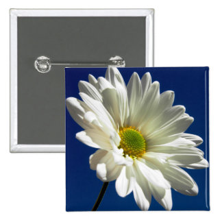 Square Daisy Button