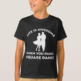 square Dance Designs T-Shirt