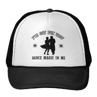square Dance Designs Trucker Hat