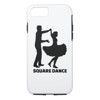 Square dance iPhone 8/7 case