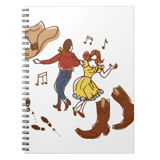 Square Dance Notebook
