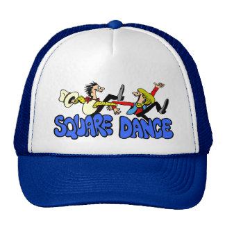 Square Dance T-shirts and Gifts. Trucker Hat