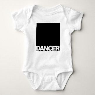 Square Dancer Baby Bodysuit
