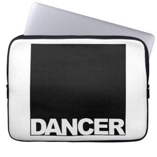 Square Dancer Laptop Computer Sleeves