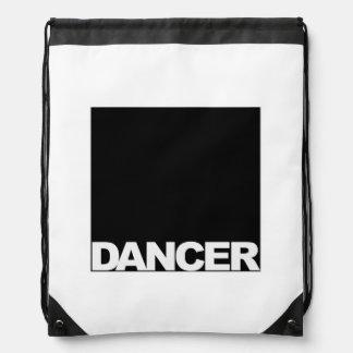 Square Dancer Cinch Bag