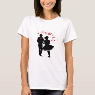 SQUARE DANCERS DO SI DO T-Shirt