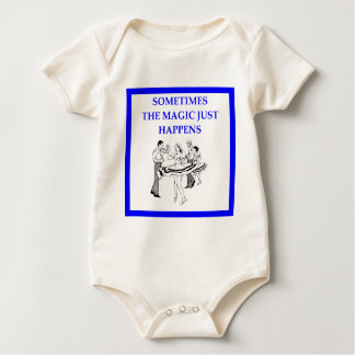 square dancing baby bodysuit