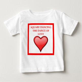 square dancing baby T-Shirt