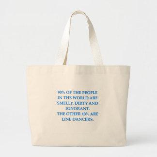 square dancing bags