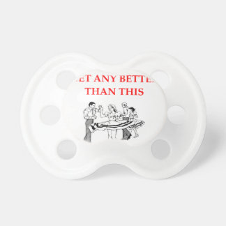 square dancing BooginHead pacifier
