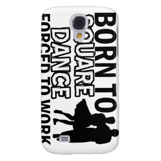 Square dancing designs samsung galaxy s4 cover