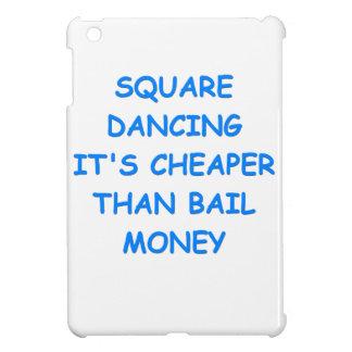 square dancing iPad mini cases