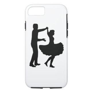 Square dancing iPhone 8/7 case