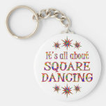 SQUARE DANCING KEY CHAINS