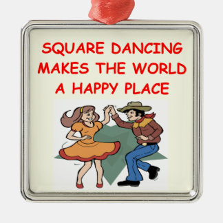 square dancing christmas tree ornaments