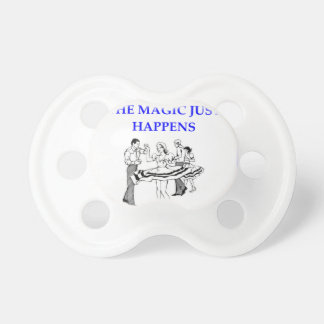 square dancing pacifier