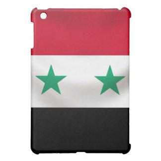 Square flag of Syria, ceremonial draped iPad Mini Covers