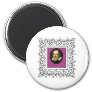 square galileo magnet