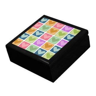 Square Hearts Gift Box