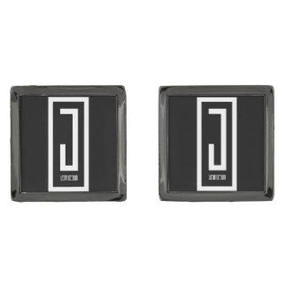 square j wear design cufflinks