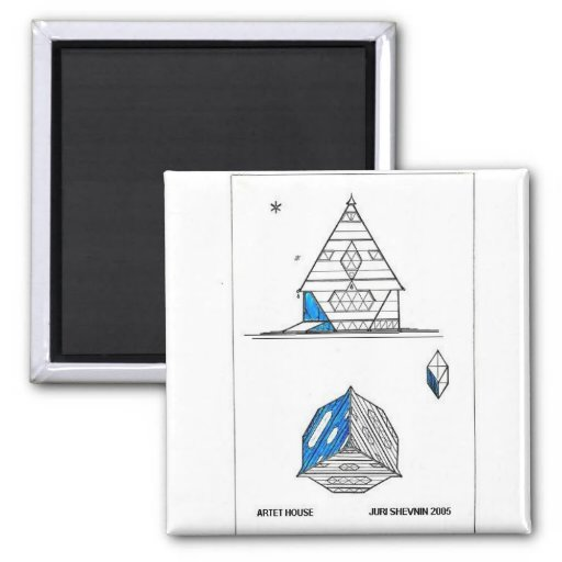 Square Magnet