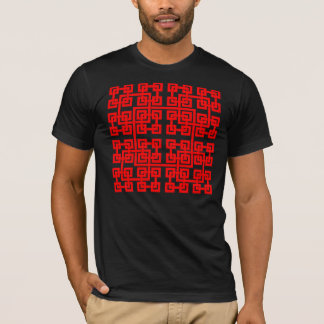 Square Mesh Mens T-Shirt