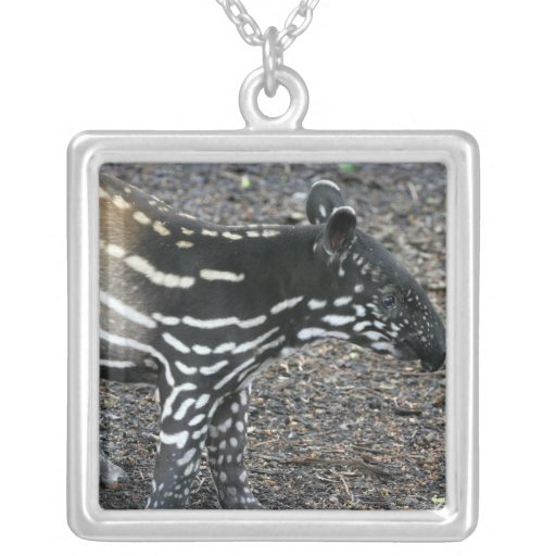 Square Necklace Template - Customized