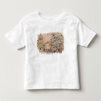 Square of the Hotel de Ville in Aix-en-Provence Toddler T-shirt