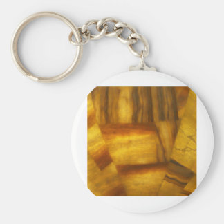 Square Off Keychain