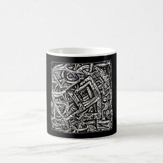 Square One, by Brian Benson Coffee Mug