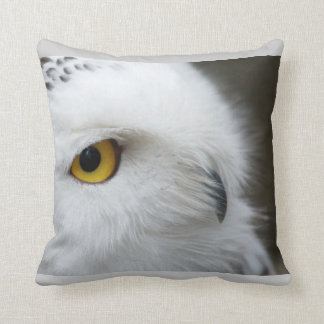 Square Owl Pillow